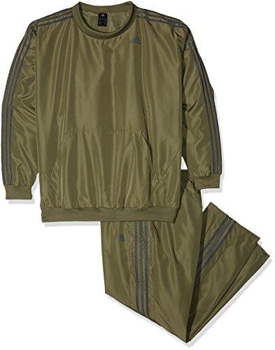 adidas Herren Young Trainingsanzug Olive Cargo/Utility Ivy