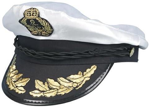Sea Captain Hat - Best Dressed Mens Womens Sea Captain Sailor