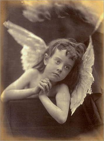 Forex-Platte 60 x 80 cm: Engel der Geburt Christi von