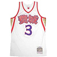 78d7dcf42d4 Mitchell & Ness Chinese New Year Jersey - Allen Iverson - Philadelphia  76ers Special Edition