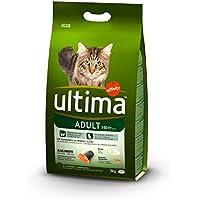 Ultima Pienso para Gatos Adulto con Salmón - 3000 gr