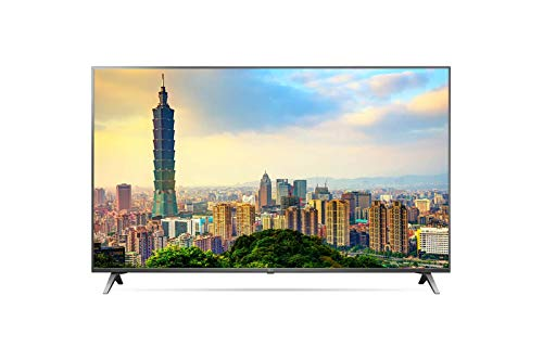 LG Fernseher (4K Super UHD, Triple Tuner, 4K Cinema HDR, Dolby Vision/Atmos, Smart TV)