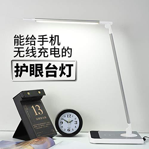 Neue OEM OEM OEM Blu-ray führte Augenlampe College Schlafsaal Nacht Kinder Schreibtisch Lernen Lampe15W Hand Sweep Induktion Dimmen Farbe Timing drahtlose Aufladung