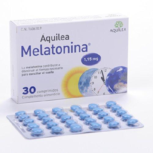 Aquilea Melatonina, 30cápsulas
