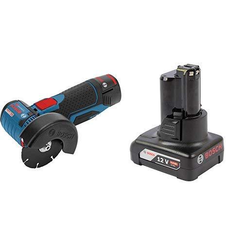 Bosch Professional - Amoladora angular batería +