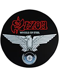 SAXON WHEELS OF STEEL Backpatch