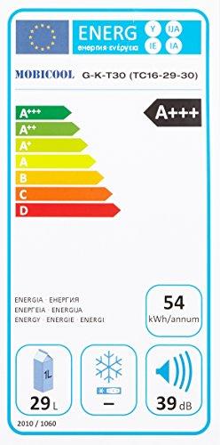 MOBICOOL G30 ACDC Glacière Thermoélectrique Environ 12 V et 230 V, 29 L
