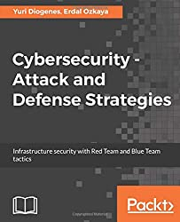 Cybersecurity ??? Attack and Defense Strategies: Infrastructure security with Red Team and Blue Team tactics
