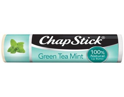 chapstick-100-natural-lip-butter-green-tea-mint-015-oz-by-chapstick