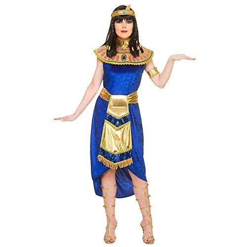 Traje de disfraces grandes de princesa egipcia Cleopatra para mujer adulta
