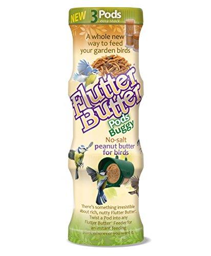 Flutter Butter Buggy Peanut Pods