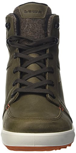 Lowa 410543, Scarpe da Escursionismo Uomo Verde (Oliv/Orange)