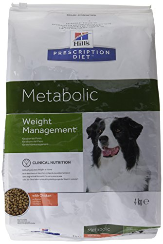 Hill's HPD Canine Metabolic - 4 kg