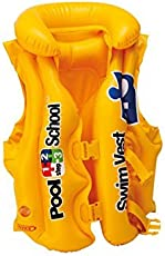 ROYALS Swimming Rings for Kids (Jacket -Yellow Box)