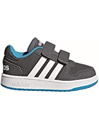 quality design b8a0d 84cd7 adidas Unisex Baby Hoops 2.0 CMF Sneaker
