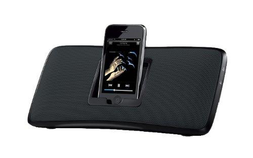 Logitech S315i Tragbarer Lautsprecher für iPhone und iPod schwarz Beste Portable Ipod Speaker System