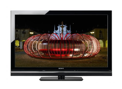 Sony KDL 52 W 5800 AEP 132,1 cm (52 Zoll) Full-HD 100 Hz LCD-Fernseher mit integriertem DVB-T, DVB-C und DVB-S2 Tuner schwarz