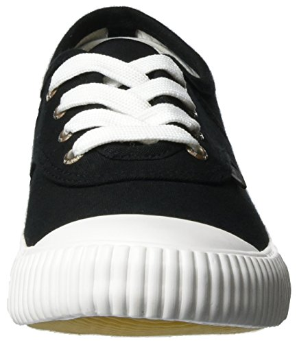 Ice Peak Frank, Sneakers Basses Femme Noir (Black)
