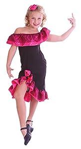 Bristol Novelty Disfraz de Flamenco