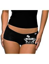 Touchlines Damen Panty - Short Miami - Beach Club, PT163