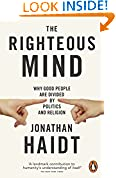 #5: The Righteous Mind: Why Good People are Divided by Politics and Religion