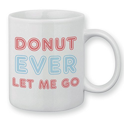 Mug Vintage Donut ever let me go - Fabriqué en France - Chamalow Shop