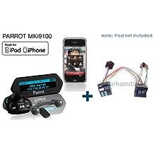 Parrot MKI9100Bluetooth Kit de coche + sot-976fb para BMW/Kram 86102