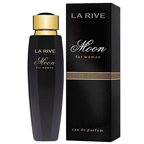 LA RIVE Moon femme, Eau de Parfum, 1er Pack (1 x 75 ml) - Parfüm Moon