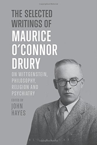 The Selected Writings of Maurice OConnor Drury