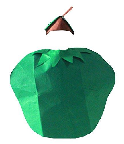 Petitebelle Halloween Weihnachten Obst Gemüse Unisex-Kostüm-Partei-Kleid-Kleidung Einheitsgröße -