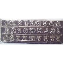 CLIKSTIX GROOVY Großbuchstaben Schneide & Auswurf Set