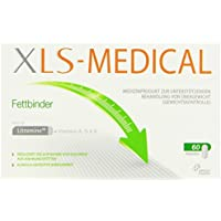 XLS-Medical Fettbinder, 60 Tabletten, 1er Pack (1 x 60 Stück) preisvergleich bei billige-tabletten.eu
