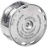 HAZET Adapter für Bürstenbänder 23 mm und Folienradierer 9033-6-010