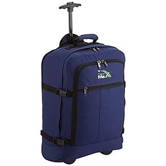 Cabin Max Lyon – Mochila con ruedas para equipaje de mano, con ruedas, 44 L, 55 x 40 x 20 cm