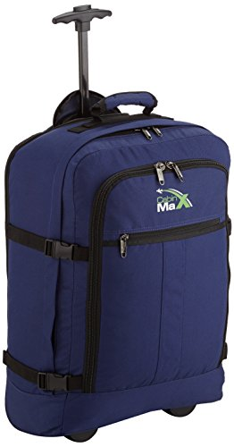 cabin-max-lyon-flight-approved-bag-wheeled-hand-luggage-carry-on-trolley-backpack-44l-55x40x20cm-nav