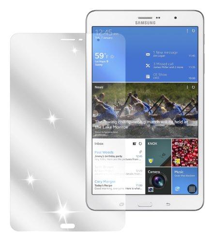 dipos I 2X Schutzfolie klar passend für Samsung Galaxy Tab Pro 8.4 T320 Folie Bildschirmschutzfolie