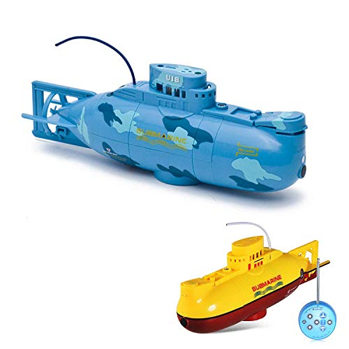 HSP Himoto RC teledirigido Mini Submarino, Juego Completo con integr....
