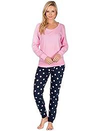 Ladies Jogging Style Pyjama Set Loungewear