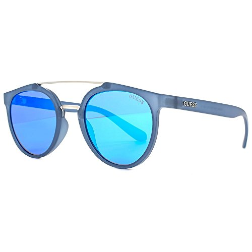 lunettes-de-soleil-guess-gu6890-c52-91x-matte-blue-blu-mirror