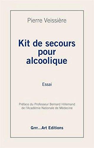 Kit de secours pour alcoolique