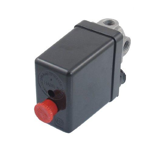 AC 240V 20A 12 Barra 4 Porte Pressostato Aria Compressore Controllo Valvola