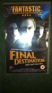 Final Destination [VHS]