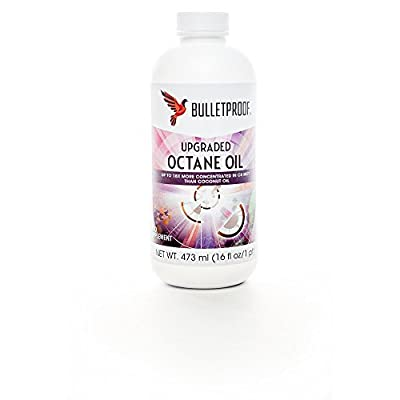 Bulletproof Upgraded Octane Oil 473ml (Formerly Brain Octane) by Bulletproof