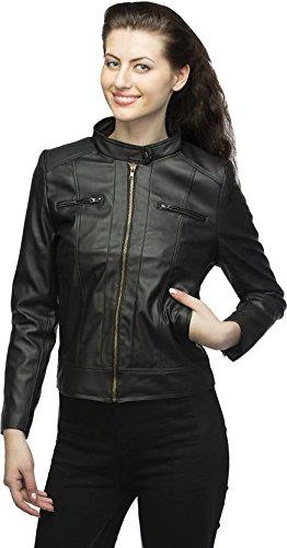 VEEBA Ladies Jacket Black Medium