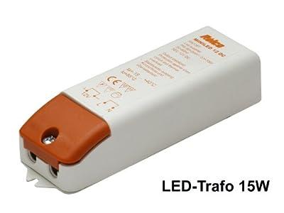 23012v Led-trafo Relco Miniled 12dc Stabilisiert 05-15 Watt von Relco