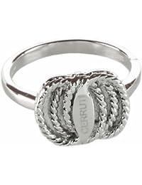 Cerruti 1881 Damen Ring, Edelstahl, Zirkonoxid, 58 (18.5), R2200958