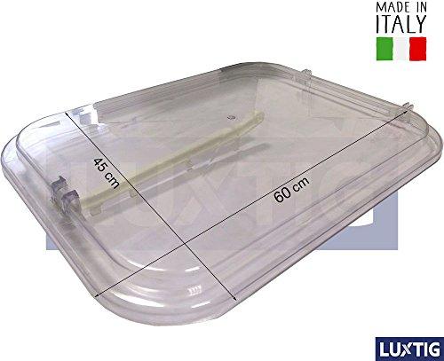 Cupola di ricambio per lucernario/lucernari tetto - Luxtig...