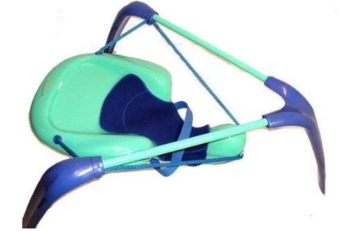 Wingbo Babyschaukel - Bauchschaukel - zusätzlich mit 2 Langseilen + Gebrauchsanweisung [baby-swing]