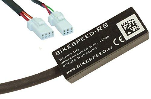 Preisvergleich Produktbild bikespeed RS Tuning für Yamaha-Motoren mit Yamaha-Display mit Tatsächlicher Geschwindigkeitsanzeige