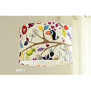 Lampenschirm - Tiere - 33cm